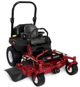 Picture of recalled Toro Z Master ZRT Mower