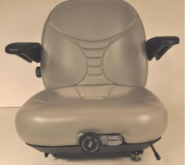 Picture of optional deluxe seat