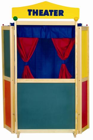Picture of Recalled Floor Puppet Theater