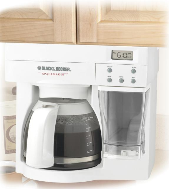 Black And Decker Thermal Coffee Maker Recall : Applica Consumer Products Inc. Recalls Black & Decker Spacemaker Coffeemakers Due to Burn ...