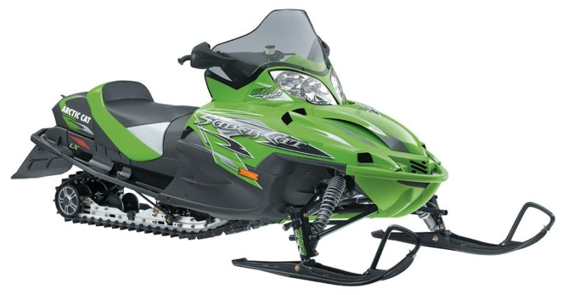 Picture of Recalled Snowmobiles