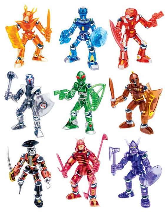 Picture of Recalled MagnaMan Magnetic Toy Figures