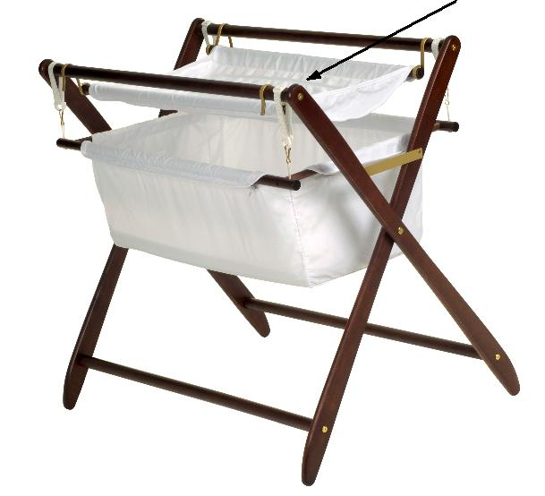 CPSC - Scandinavian Child Recalls Cariboo™ Baby Changing Tables ...