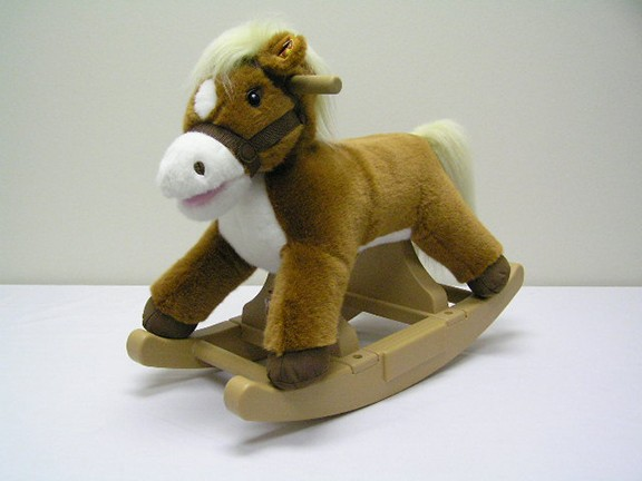 Picture of Recalled Brown Pony