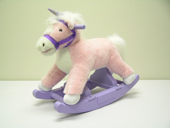 Picture of Recalled Pink Unicorn