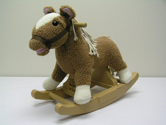 Picture of Recalled Deluxe Pony