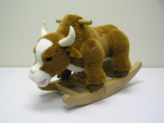 Picture of Recalled Deluxe Bull