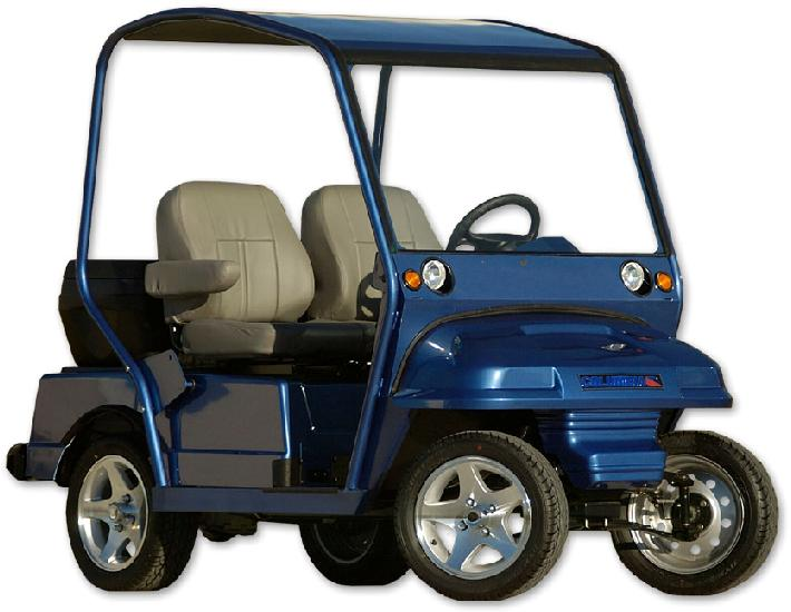 Picture of recalled Summit Utility Vehicle