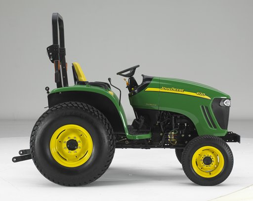 Picture of Recalled Utility Tractor