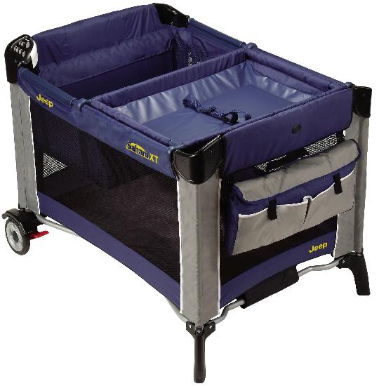 Picture of Recalled Jeep Sahara Tot Play Yard