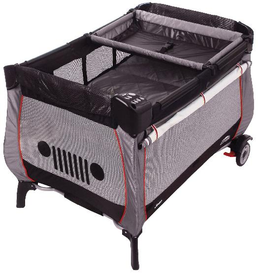 Jeep Sahara Tot Play Yard
