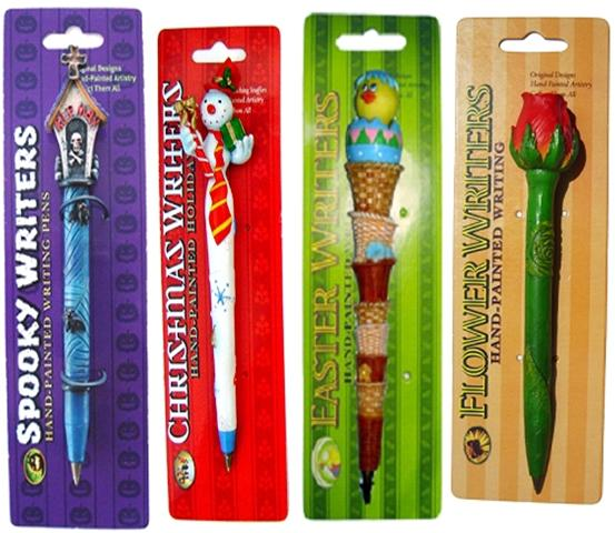 Picture of Recalled Seasonal Writing Pens