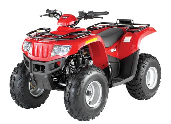 how to tell year on arctic cat atv