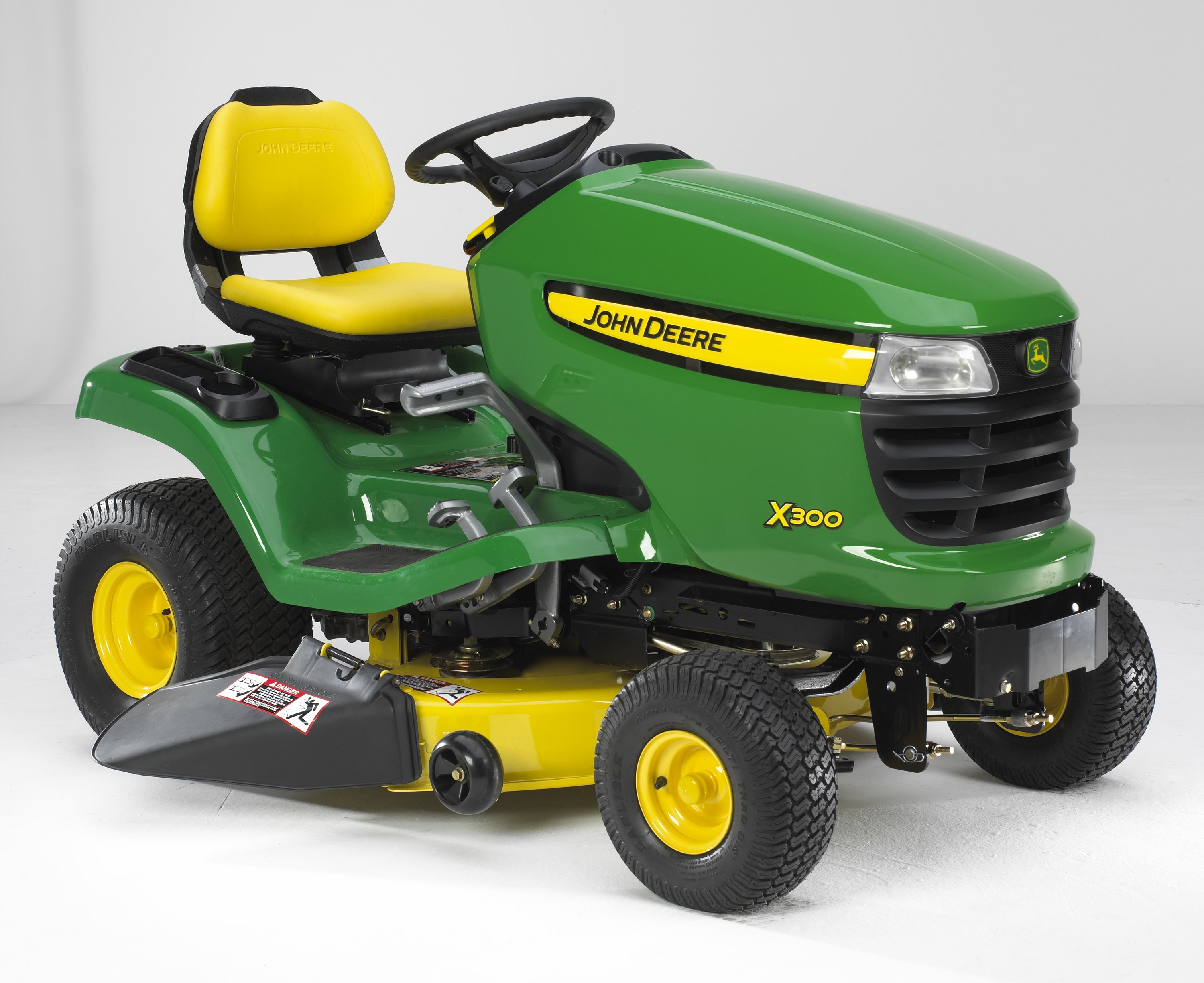 Picture of Recalled Lawn Tractors