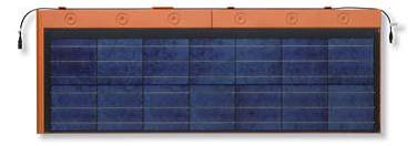 Single SolarBlendTM Roof Tile