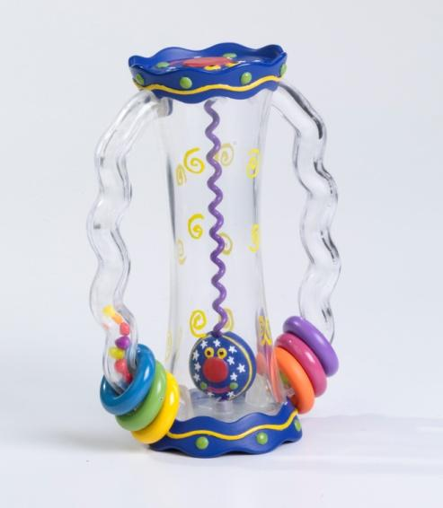 Picture of Recalled Tumble Tower Infant Rattle