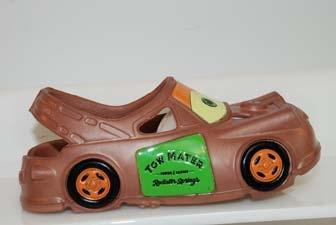 Picture of Recalled Clog Children's Shoes