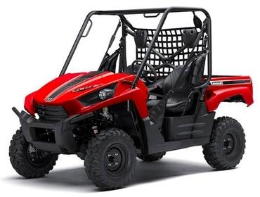 Picture of recalled recreational off-highway vehicle
