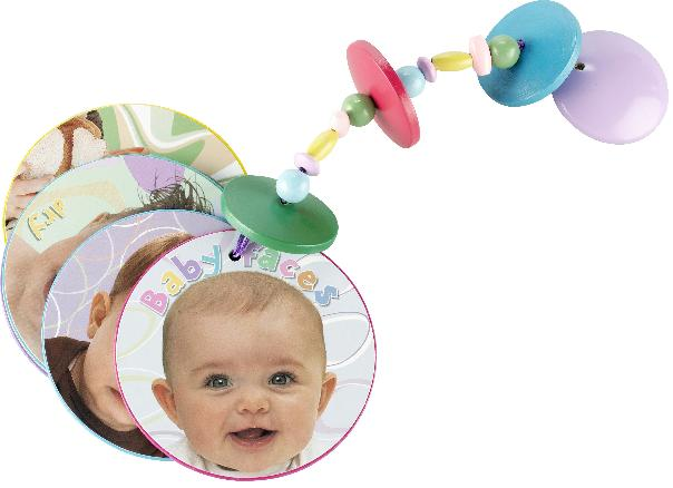 Picture of Recalled Baby Buddy Clip-on Book