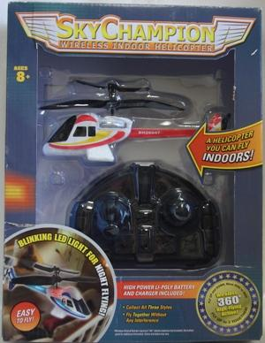 Picture of Recalled Remote-Controlled Helicopter Toy