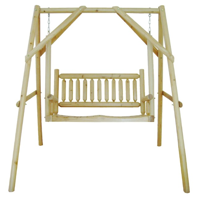 Picture of Recalled Log Swing
