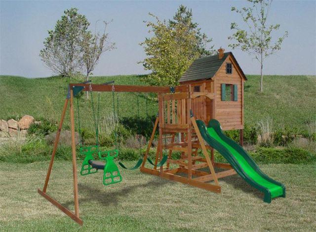 backyard leisure recalls swing sets due to fall hazard