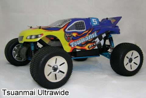 Picture of Recalled Redcat Racing Tsunamai Ultrawide FM Remote Controlled Vehicles