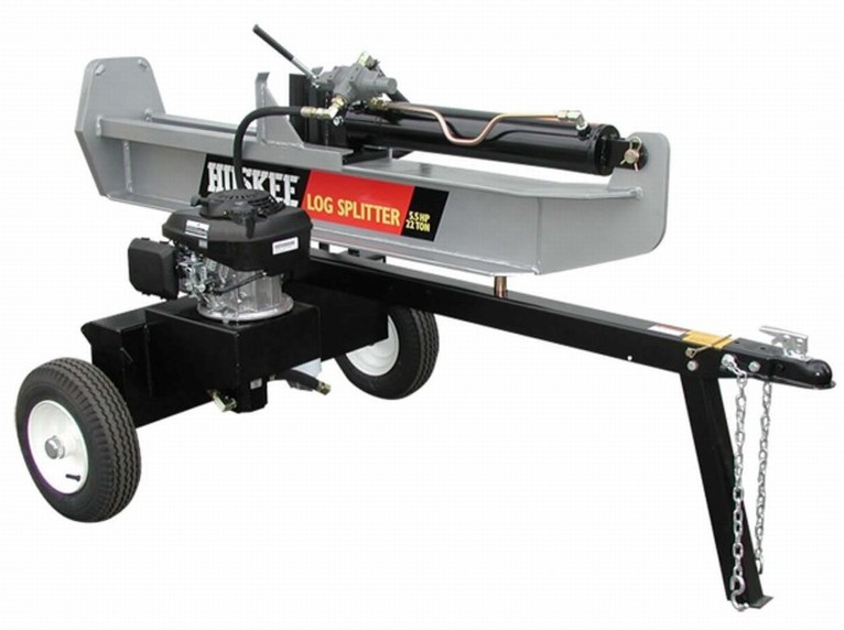 Picture of Recalled Log Splitters