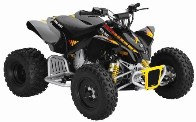 Picture of Recalled Youth ATV