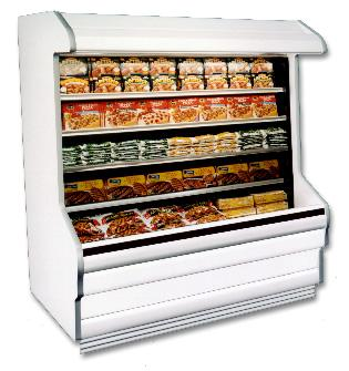 Picture of Recalled Commercial Frozen Food Merchandiser