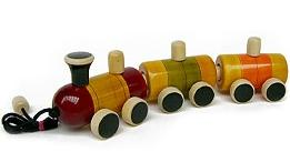 Picture of Pom Pom Rail Train