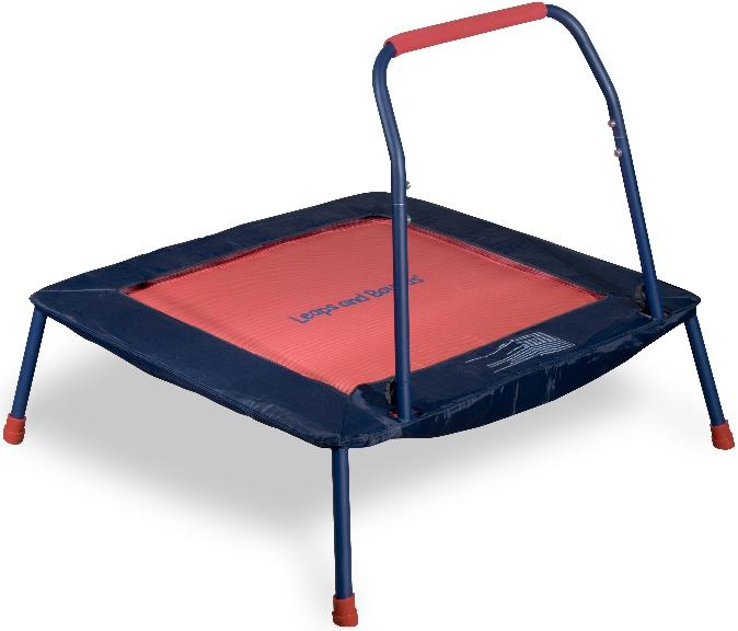Picture of recalled Leaps and Bounds Folding Trampoline