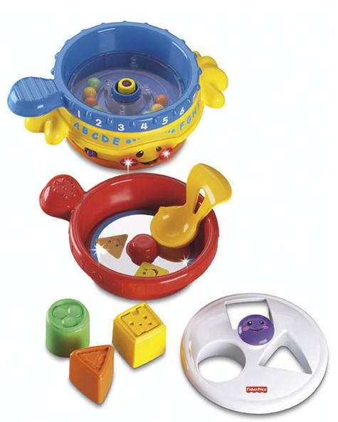 Picture of  Recalled Learning Pots & Pans