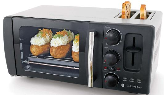 W P Appliances Inc Recalls Wolfgang Puck Toaster Oven