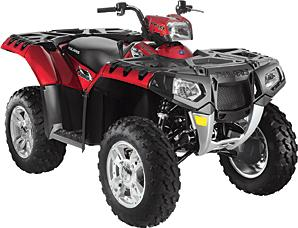 Picture of Recalled All-Terrain Vehicle (ATV)