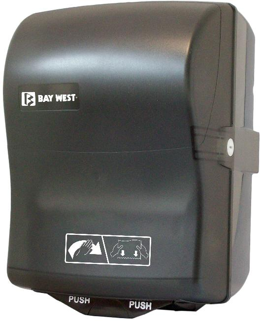 Picture of Recalled Paper Towel Dispenser