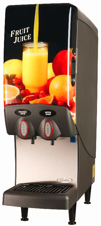 Picture of Recalled 2-flavor unit Juice Dispenser
