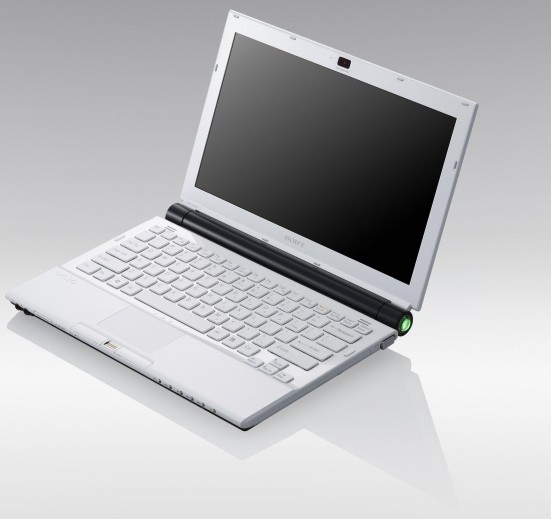 Picture of Recalled VAIO TZ-series Notebook Computer