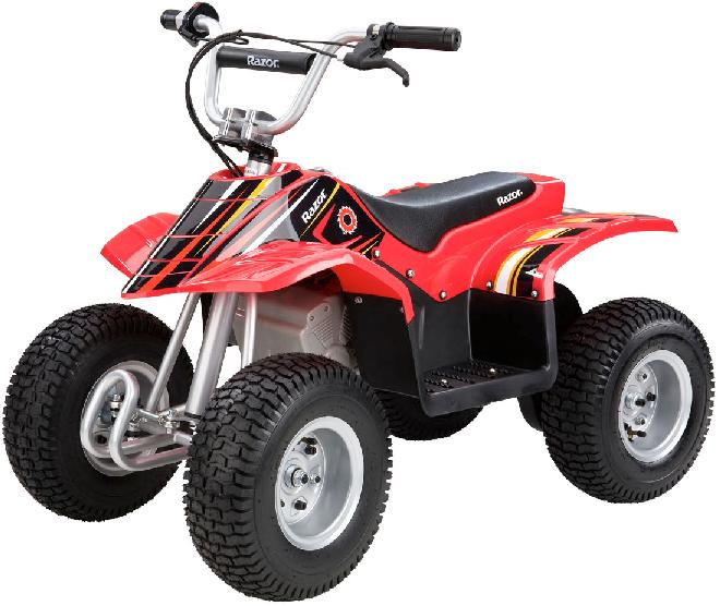 Picture of Recalled Razor® Dirt Quad Electric Powered Ride-On Vehicle