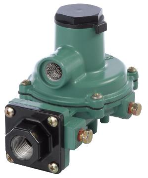 Picture of Recalled Gas Regulator