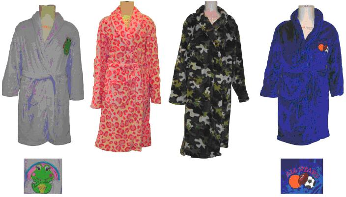 Picture of Recalled Bath Robes
