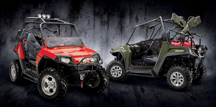 Picture of Recalled Utility Vehicles