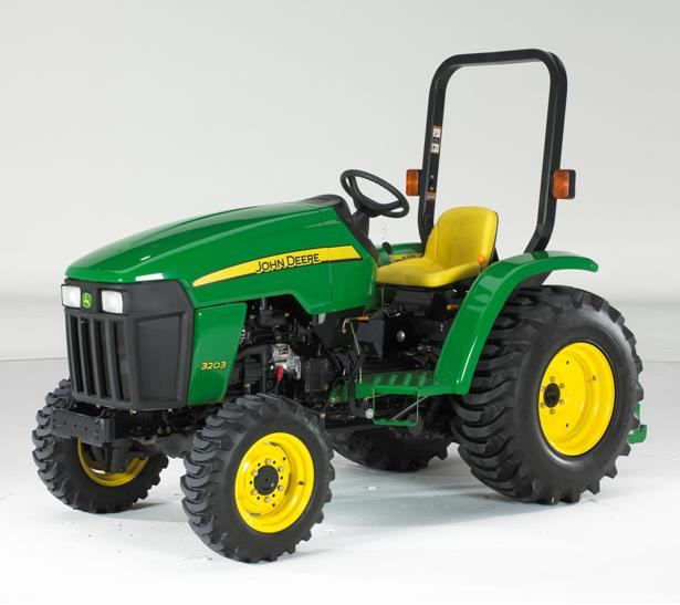 Picture of Recalled tractor
