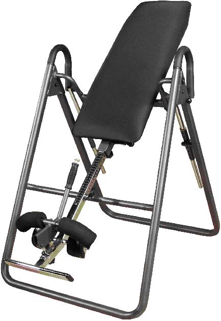 Picture of Recalled Inversion Therapy Table Model 55-1536 and 55-1536A