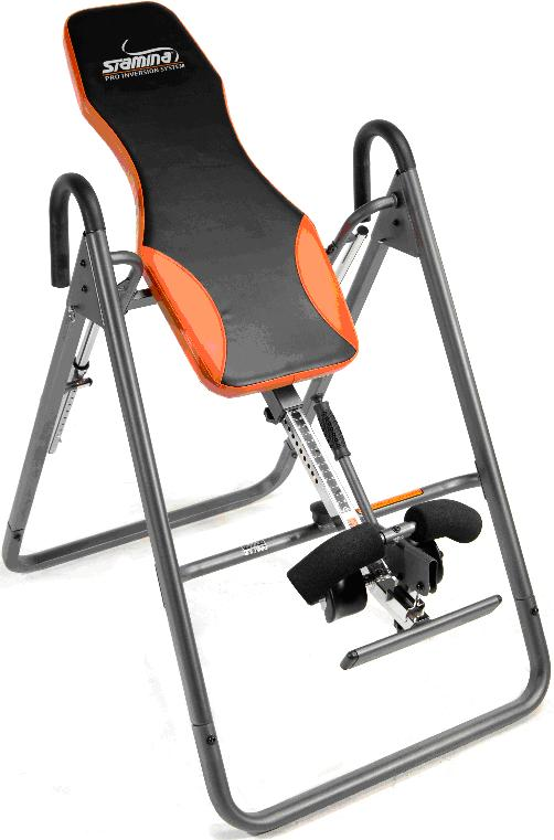 Picture of Recalled Inversion Therapy Table Model 55-1536 B