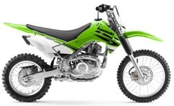Picture of Recalled Off-Road Motorcycles