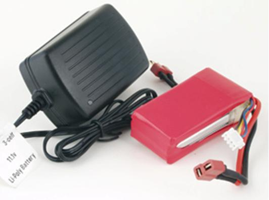 Picture of Recalled Lithium-polymer battery charger