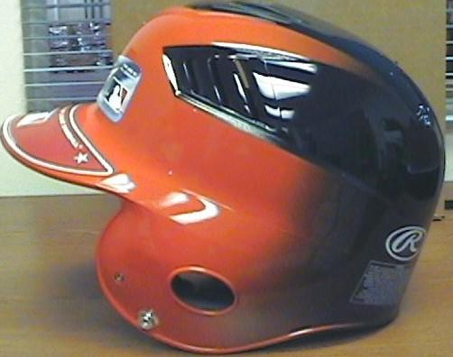 Picture of Recalled Batting Helmet