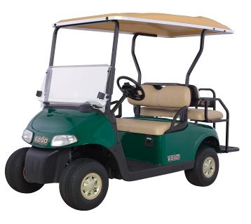 E z go recalls rxv golf cars due to fall hazard for Ez go golf cart electric motor repair