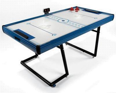 Picture of Recalled Air-Powered Hockey Table